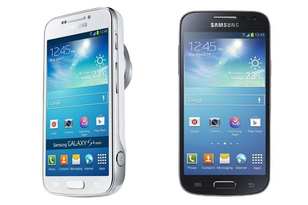Samsung rolled out Galaxy S4 mini, S4 zoom in India
