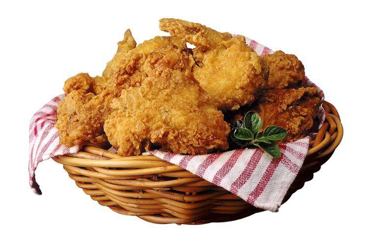 Valor nutricional del pollo broaster