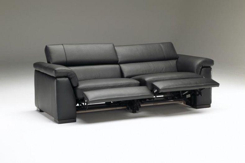 Charmant 2 Cushion Reclining Sofa