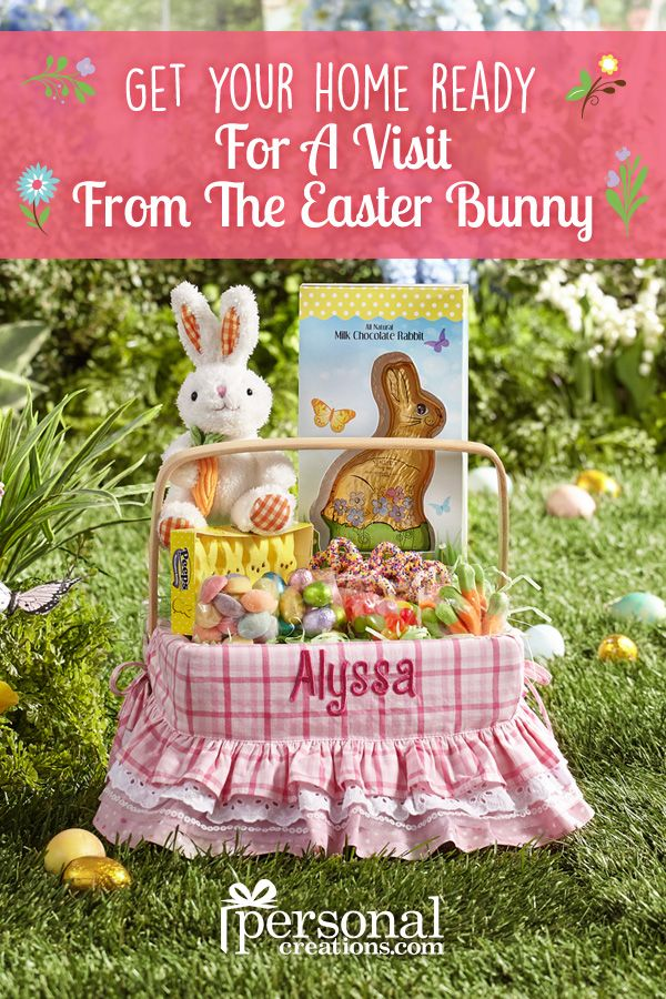 Whether she loves fancy frills or playful prints shell love an easter gifts for the whole family negle Choice Image