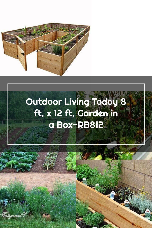 Pin En Vegetable Garden Design