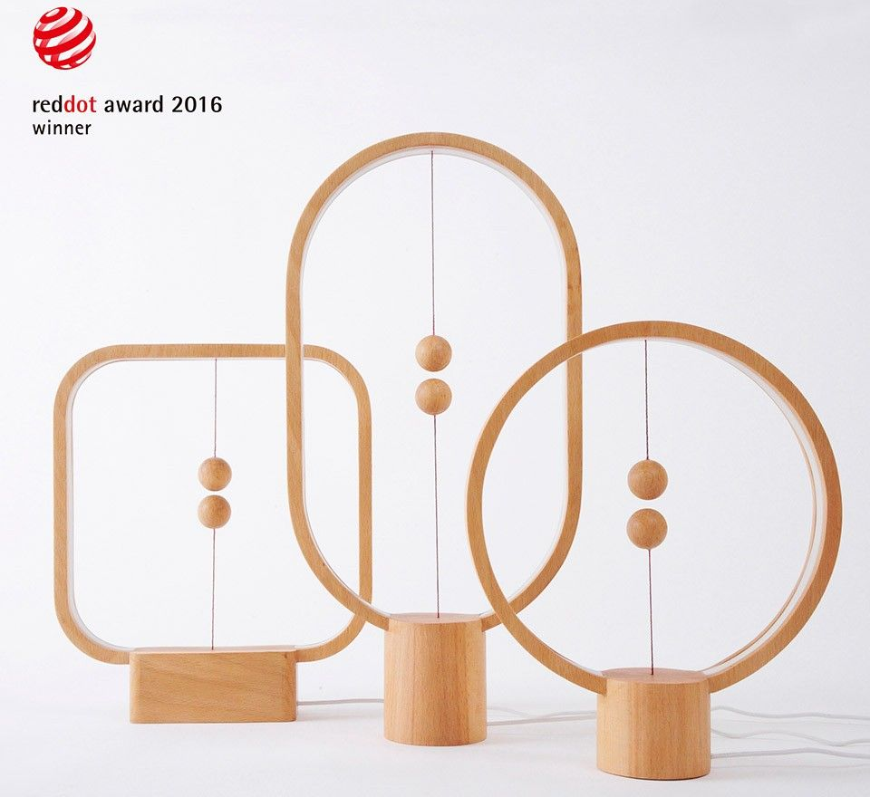 Led night light kickstarter - Heng Balance Lamp Kickstarter Industrial Design New Product Allocacoc Li Zanwen