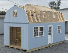 Best Barns Lakewood 12x24 Wood Storage Shed Kit Lakewood 1224 Shed Plans Building A Shed Shed Plans 12x16