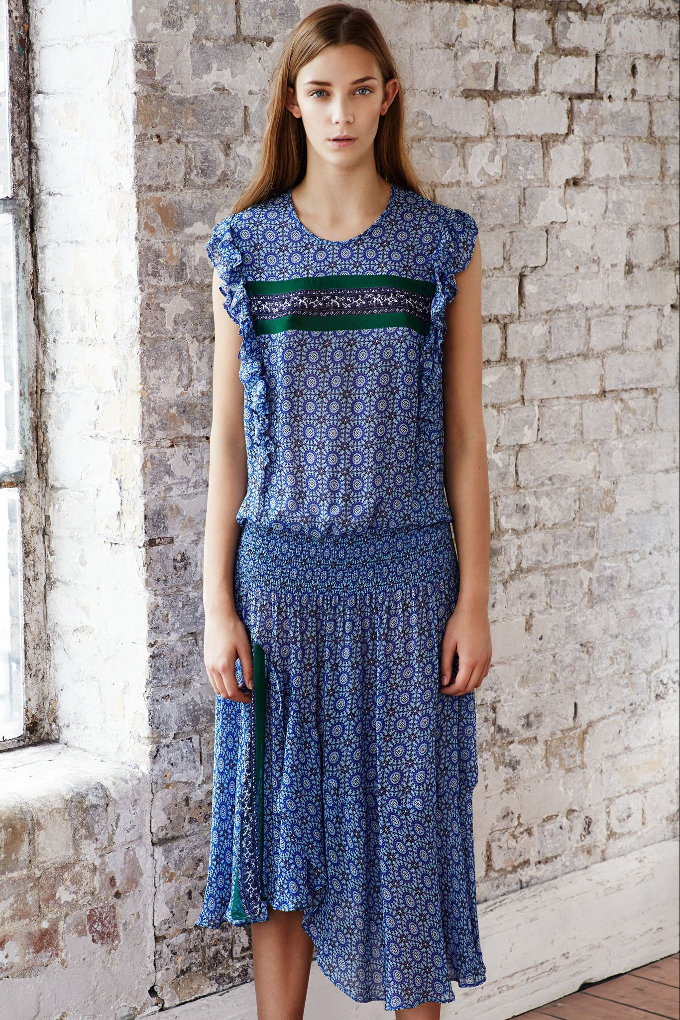 Spring 2015 Ready-to-Wear - Preen Line