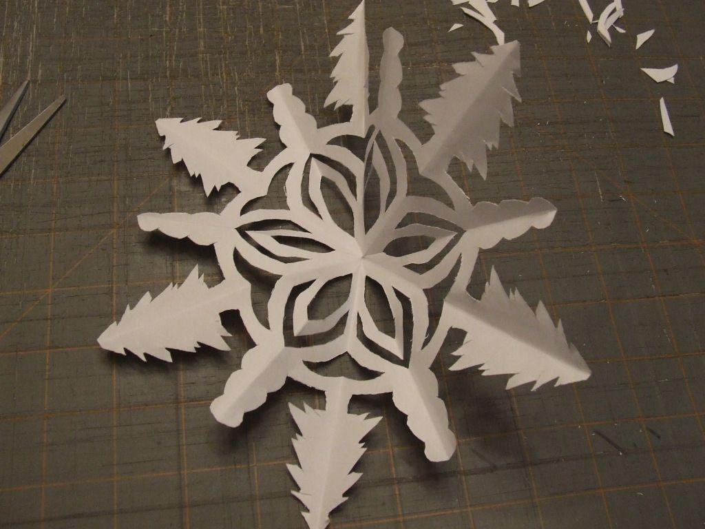 Snowflake Step 11
