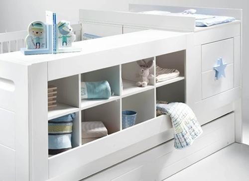 Azara, la línea de mobiliario para el bebé de Tata Batata | Muebles ...