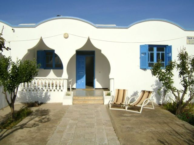 Location Mer Et Montagne Au Cap Bon 8045 El Haouaria Tunisie Residence Fermee Maison D Hotes Tunisie