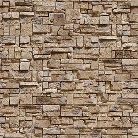 Seamless Stone Wall Texture My seamless textures wall gardening