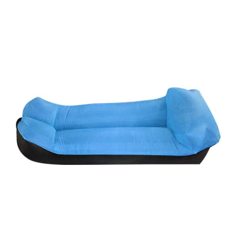 Outdoor Inflatable Air Sofa Holiday Seaside Beach Water Lazy Bone