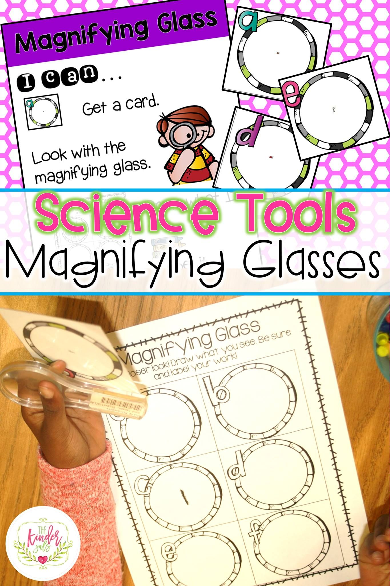 Science Tools For Kindergarten Lessons And Activities For Using Science Materials Like Magnifying Glasses And More Scientific Method Science Tools Science [ 2048 x 1365 Pixel ]