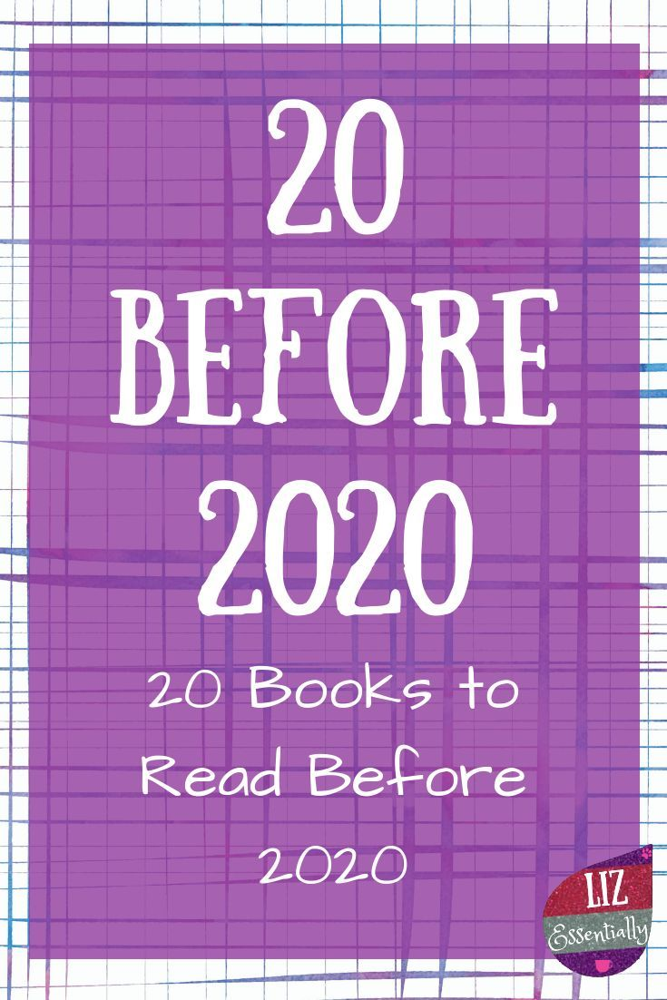 List Of 2020 Books.20 Before 2020 Reading List Awesome Blogs Self