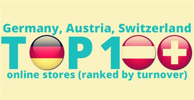 E Commerce Sales Biggest Part From Germany S Top 3 Business