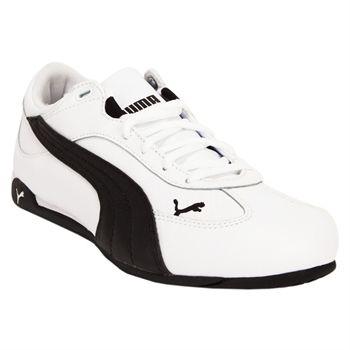 Puma Fast Cat Leather Running Shoe  VonMaur  8184f3883