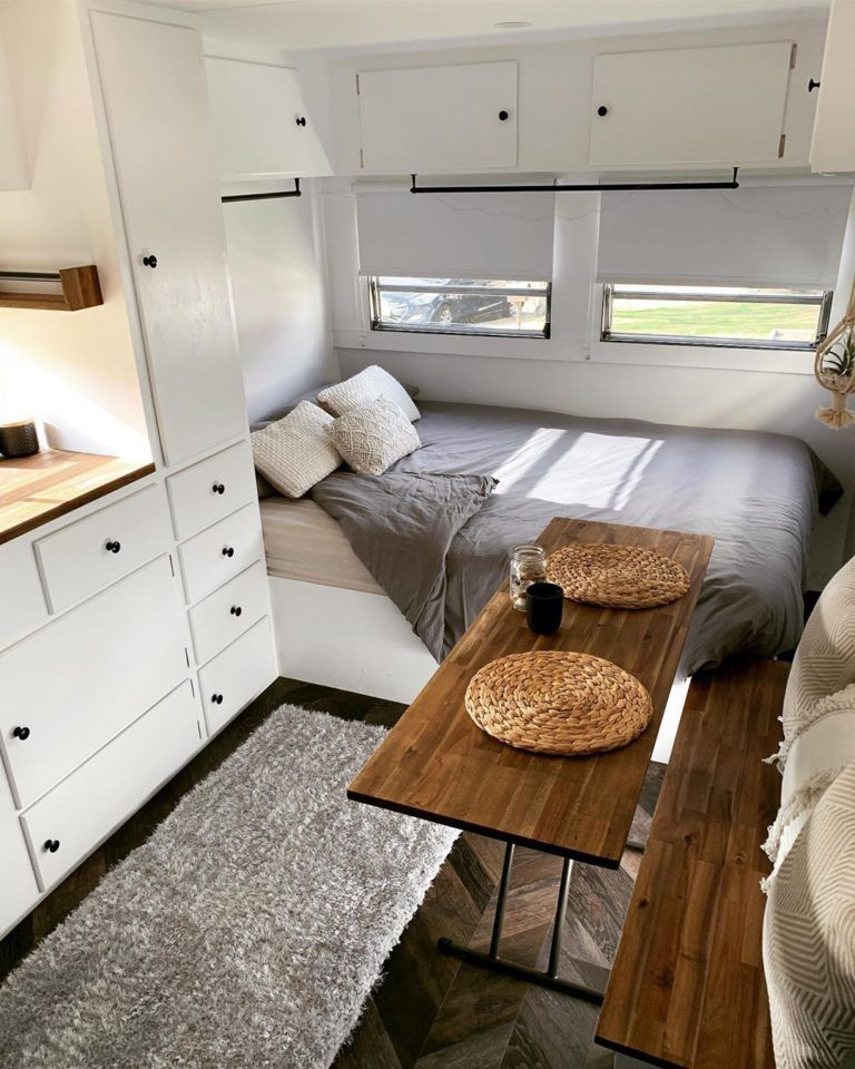 Photo of Travel Trailer Remodel Ideas