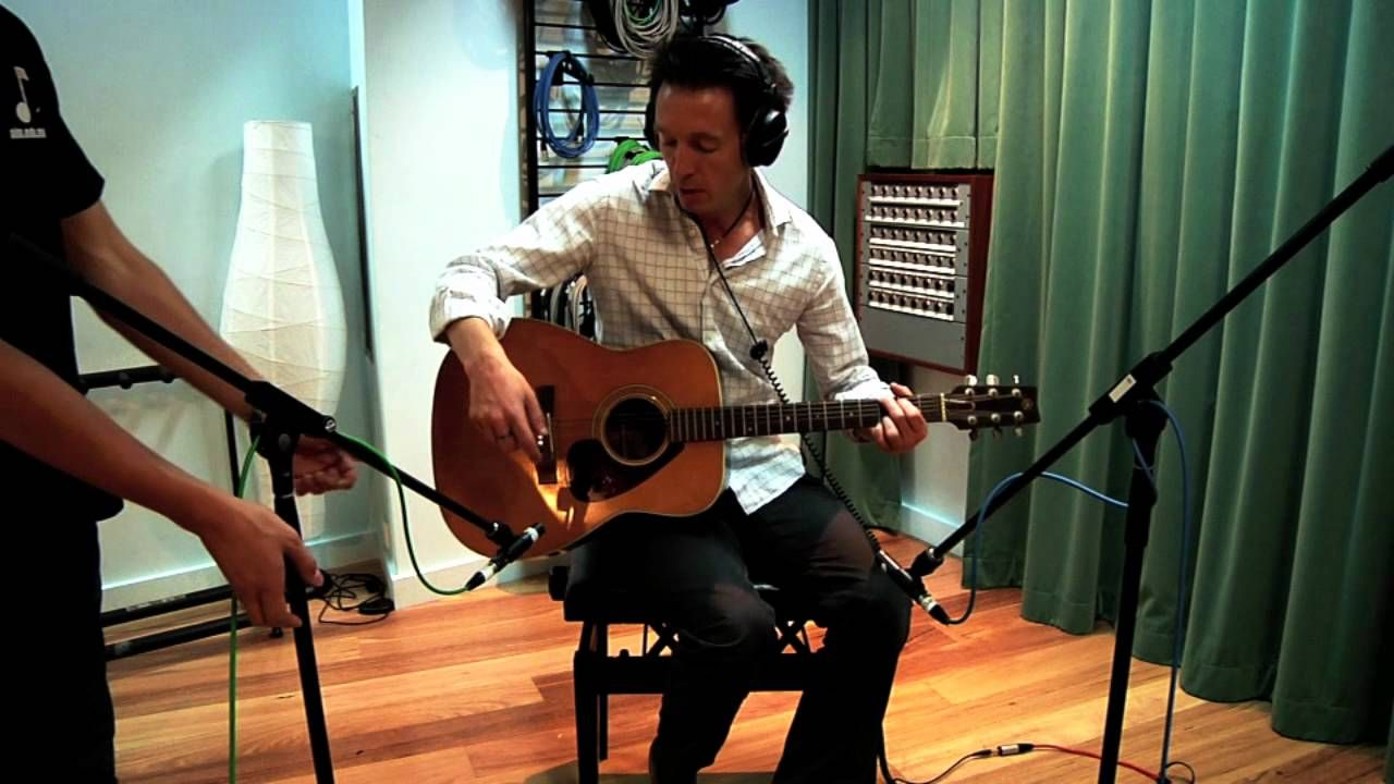 How To Record Acoustic Guitar Mic Placement Guitar Mic Acoustic Guitar Acoustic