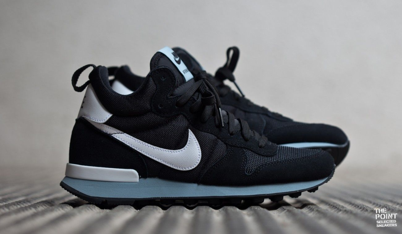 Nike Internationalist Mid Negro