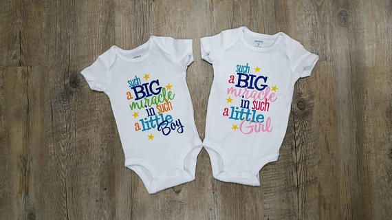 b2756a792 BIG Miracle Little Boy or Girl