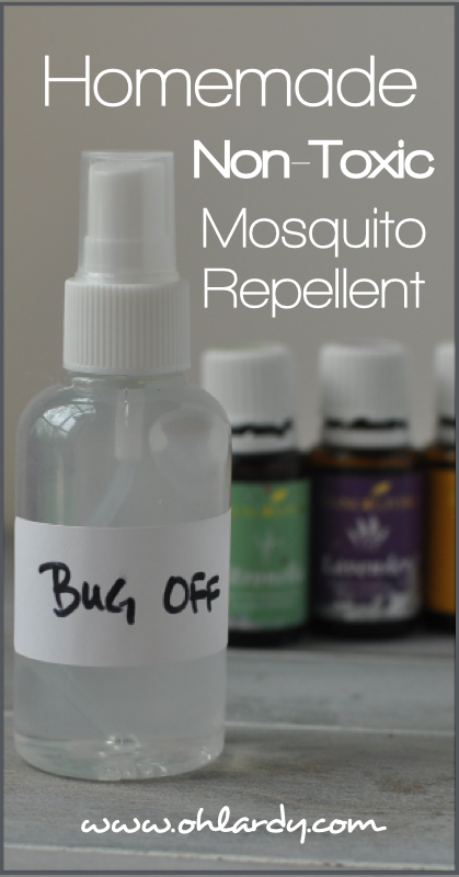 how to make home mosquito free