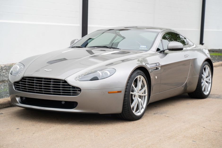 2010 Aston Martin V8 Vantage Aston Martin V8 Aston Martin Aston