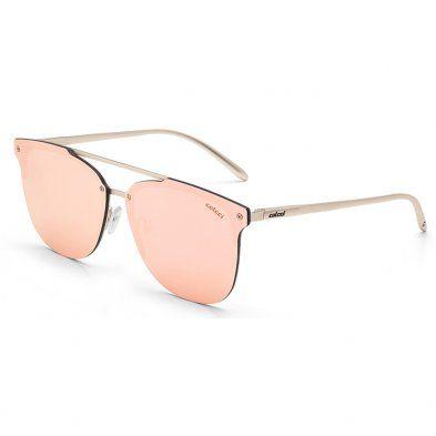 ec881c2f39bc7 Óculos de Sol Colcci C0068 Dourado Fosco Feminino  oculosdesol  oculos   oculosfeminino