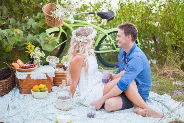 Bekannt Demande en mariage originale- 20 pique-niques romantiques  EU81