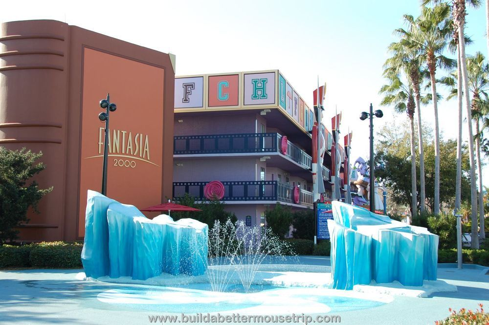 Disney's All Star Movies Resort Kid Pool - Disney World ... on