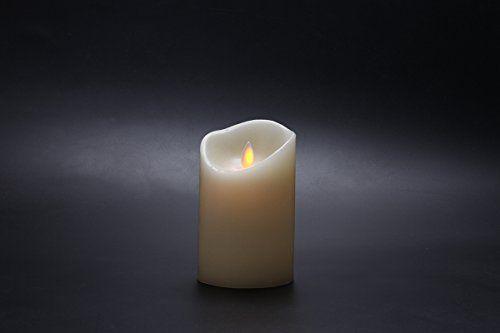 Air Zuker Led Kerzen Mit Beweglicher Flamme Echt Flameless