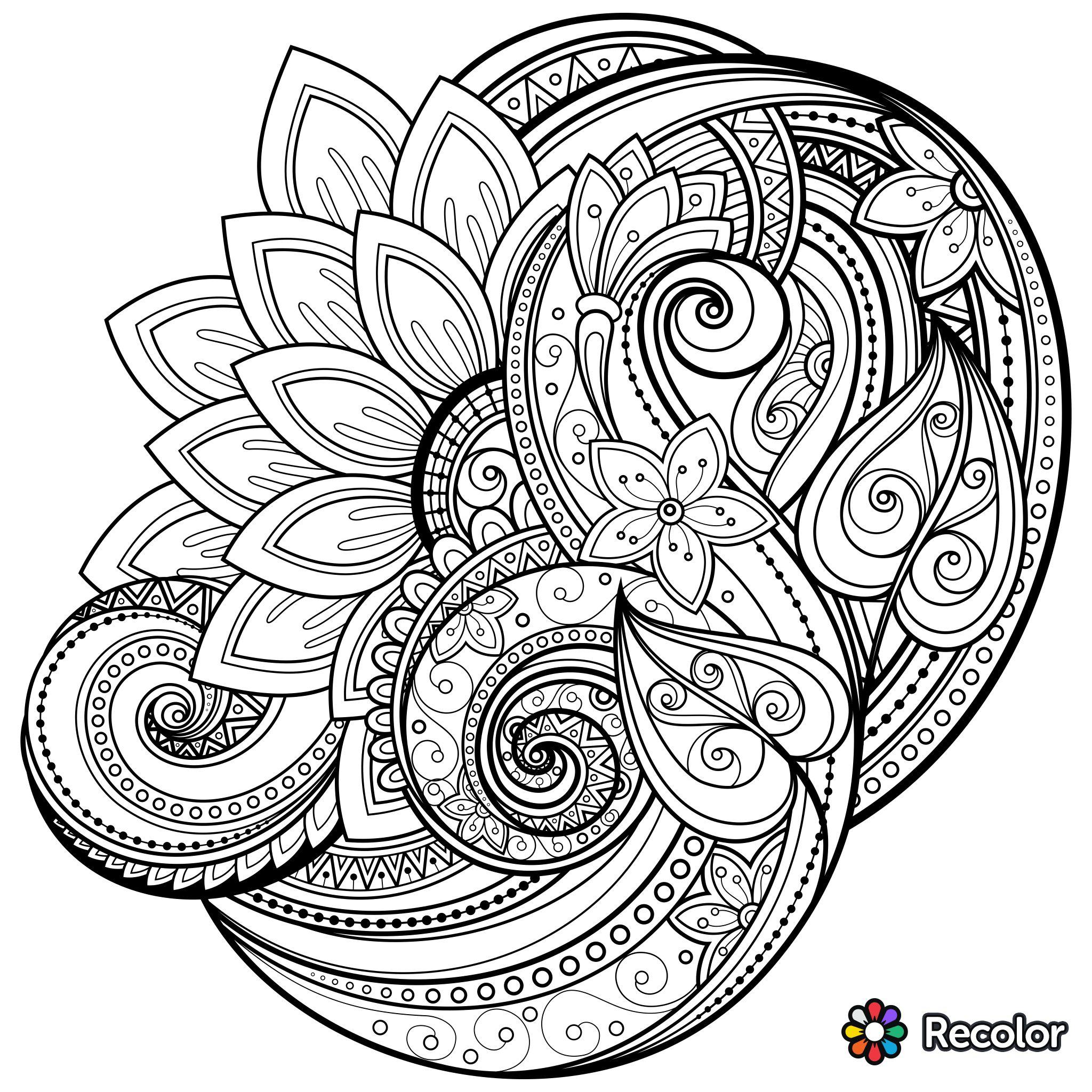 Pin by Eileen Rivera on Zentangle art | Drawings, Mandala ...