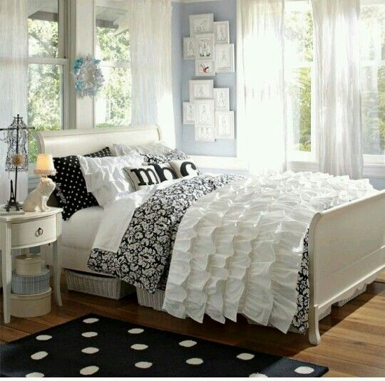 beautiful black and white simply bedrooms pinterest black