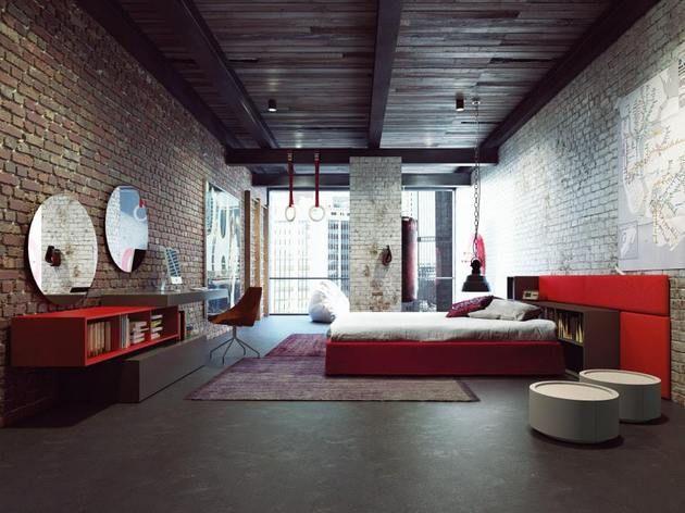 12 designs chambre à coucher moderne et spéciale