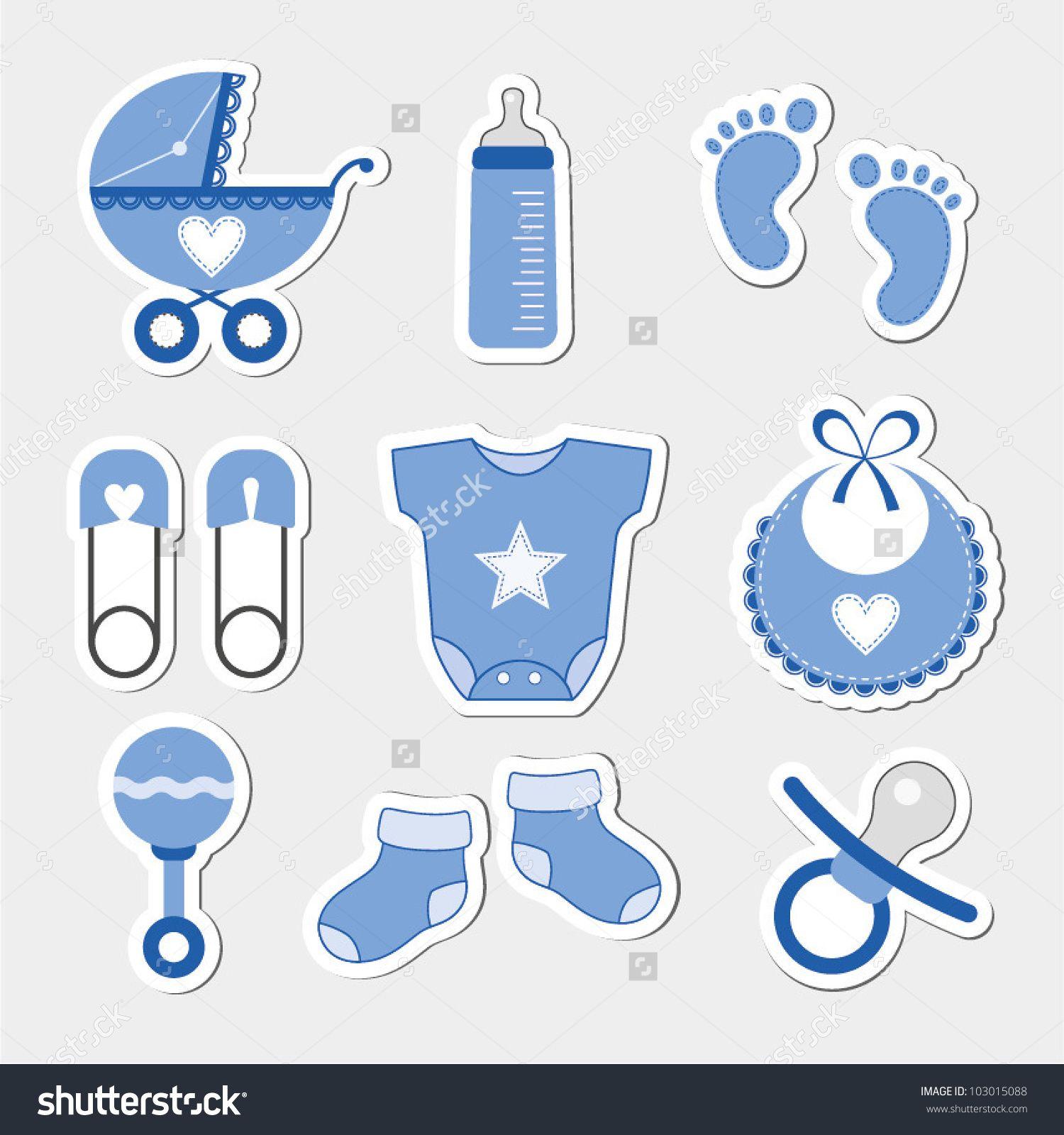 Resultado de imagen para photo booth props para imprimir - Organizar baby shower nino ...