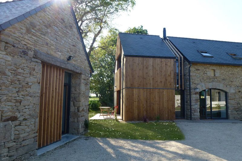 bardage toiture bois - Recherche Google house maison inspiration