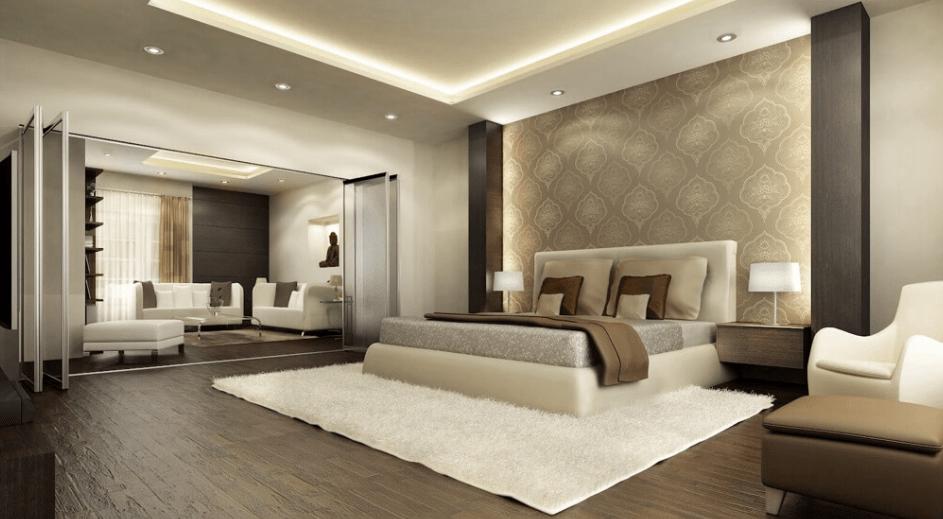 30 Cozy Engaging Accent Wall In Bedrooms Ideas Pinzones Luxury Bedroom Master Modern Luxury Bedroom Luxury Master Bedroom Design