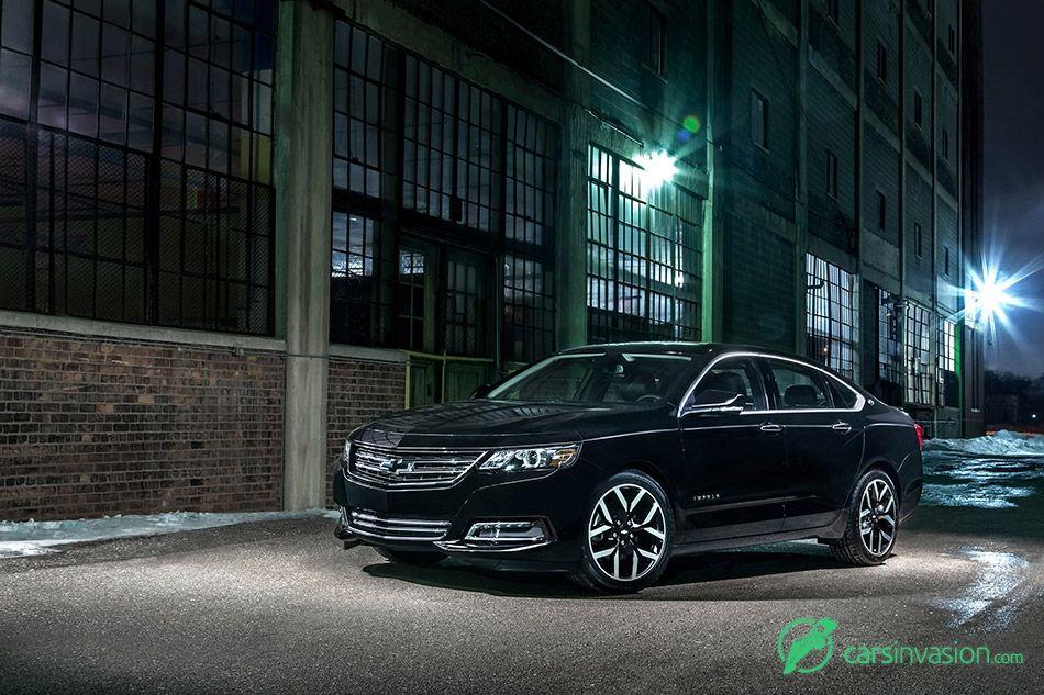 Chevrolet Impala Midnight Edition Carros Chevrolet Carros De