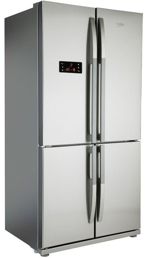 Beko Multi Zone American Style Fridge Freezer Gne114610ap Electrocity