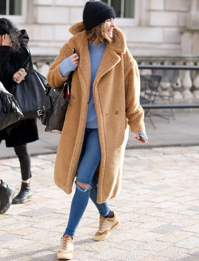 site réputé a651c 06ece Envie d'un gros manteau teddy bear ! | Style | Fashion ...