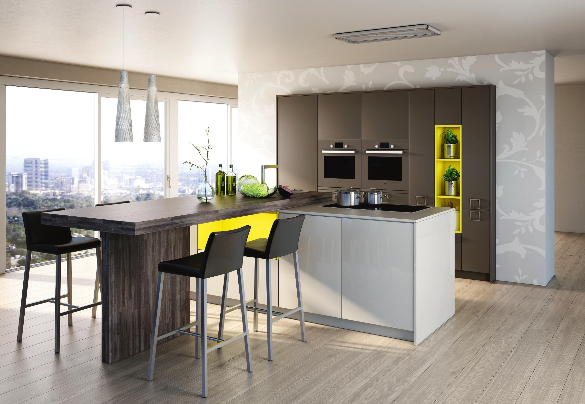 Einbaukuche Kuchen Modern Kitchen Design Kitchen Und Kitchen Design