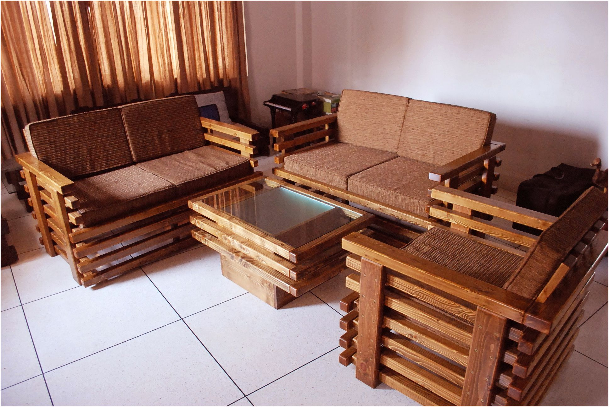 Sofa Set With Images Outdoor Furniture Sets Wooden Sofa Sofa