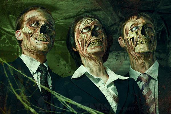Corporate Zombies on Behance