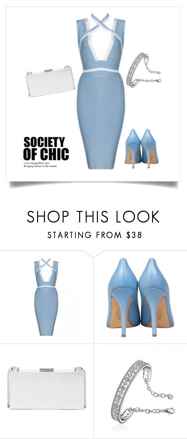 """SHOP - Society of Chic"" by societyofchic ❤ liked on Polyvore featuring Semilla and French Connection"