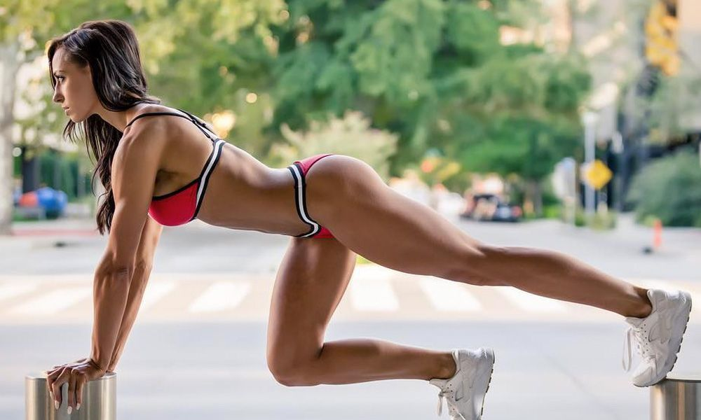 Exercises for a perfect butt