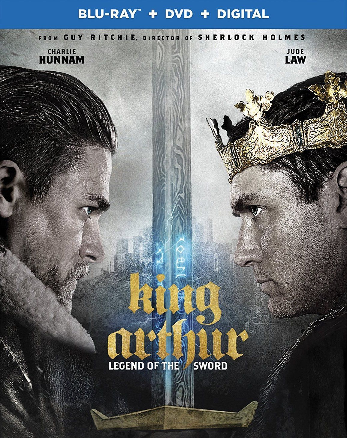 King Arthur Legend Of The Sword Blu Ray Warner With Images
