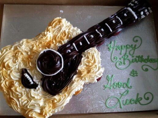 Going Away Party Cake Nashville Tn Pull Apart Cupcake Cake