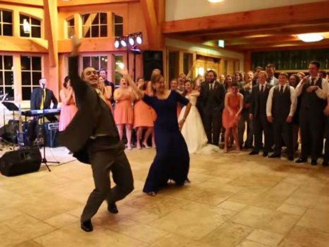 Watch Mother Groom Surprise Bride With Epic Dance Mash Up Mother Son Wedding Dance Mother Son Wedding Songs Mother Son Dance Songs
