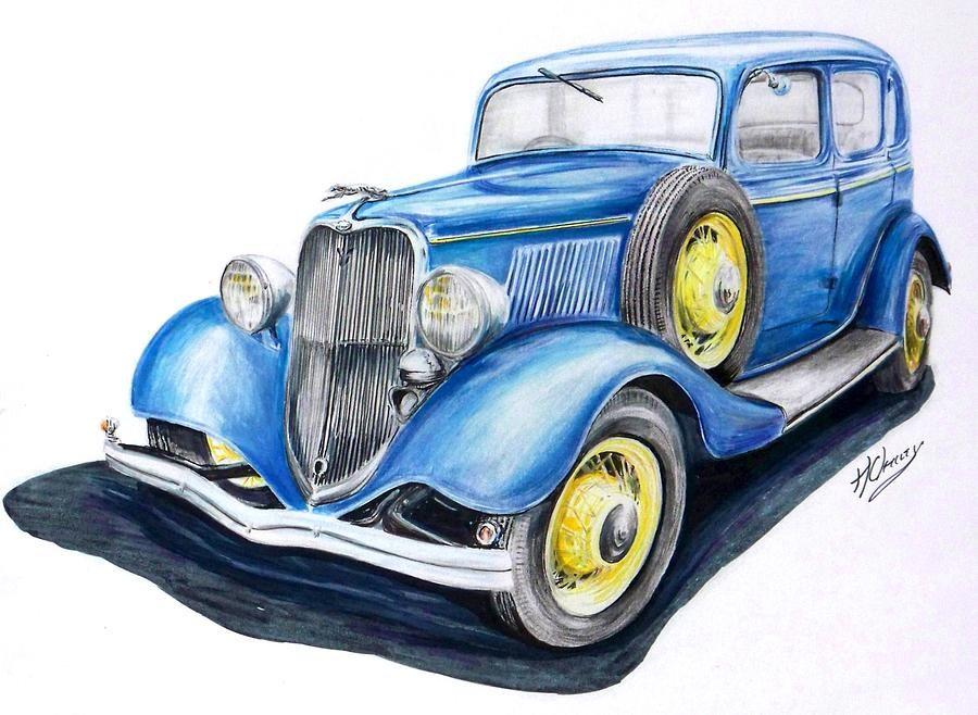 34-ford-v8-terence-john-cleary.jpg (900×658)