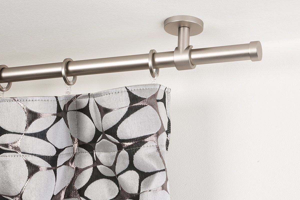 Amazon Com Curtain Rod Ceiling Mounted Curtain Rods