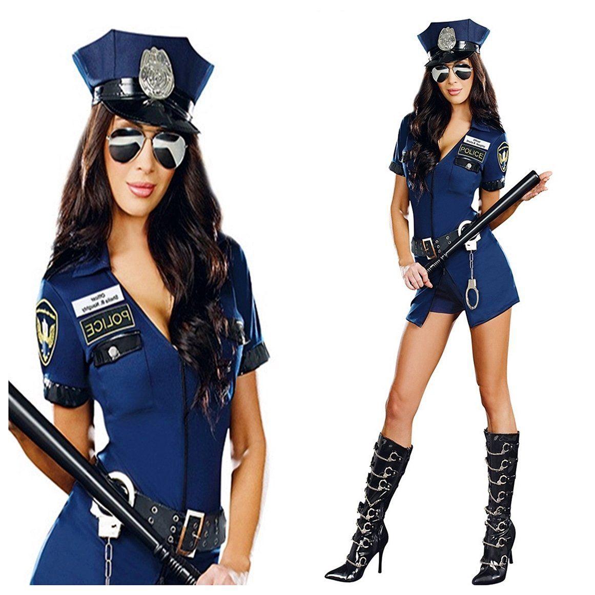 Sexy Polizei Damen