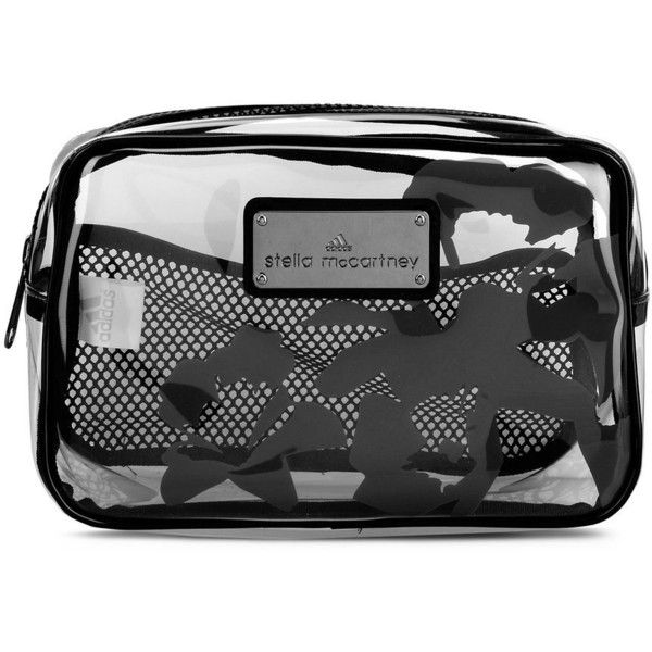 adidas Travel Washkit bag black white blue