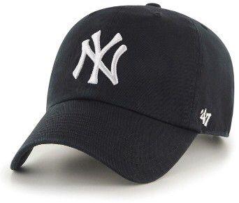 Women's '47 Clean Up Ny Yankees Baseball Cap - Black