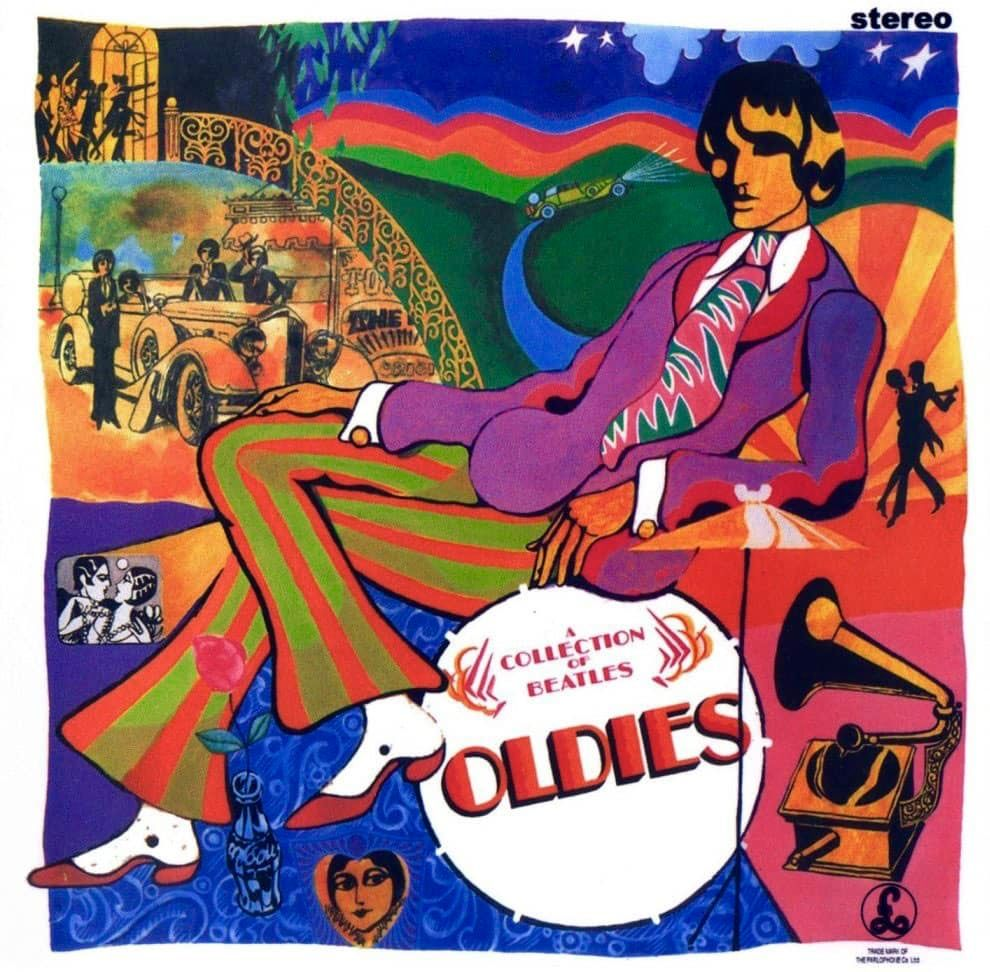 The Beatles-A Collection Of Beatles Oldies